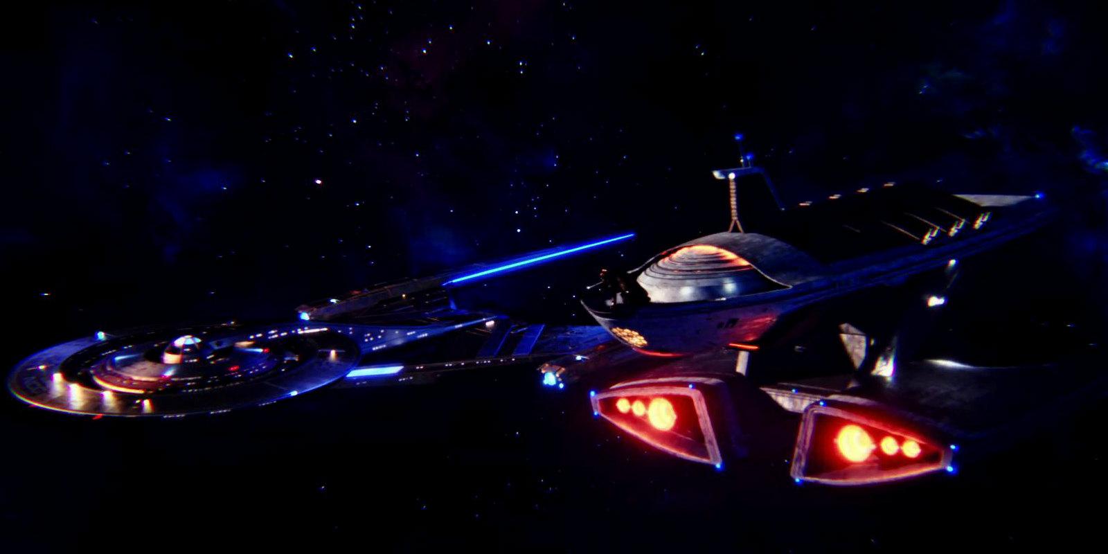 Ex Astris Scientia Discovery Federation Ship Classes