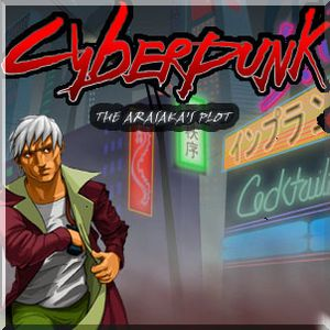 Cyberpunk The Arasaka