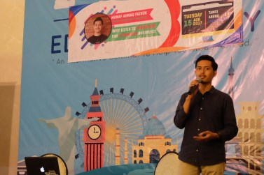 Exabytes Digital Day Roadshow to Universitas Tanri Abeng