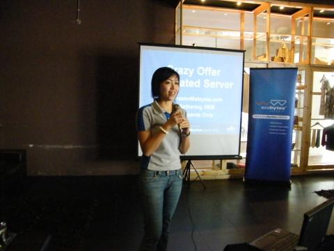 3rd WebmasterMalaysia Gathering speaker from Exabytes