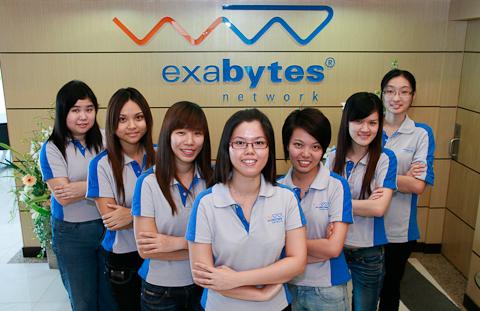 Exabytes' Angels