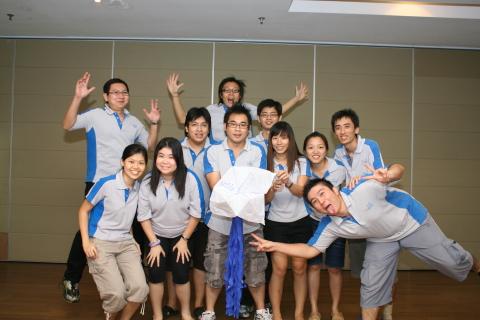 Wonder Blue Team