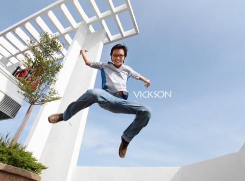 Creative Team Leader – Vickson Tan
