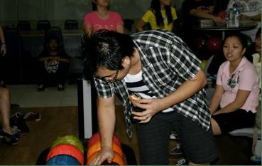 exabytes bowling tournament 2011 Roger