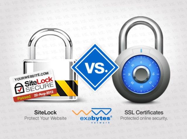 Sitelock vs SSL