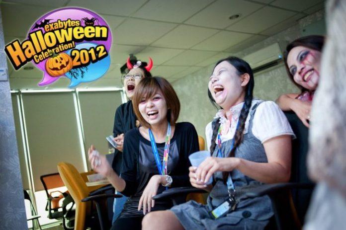 Exabytes Halloween Celebration 2012 (6)