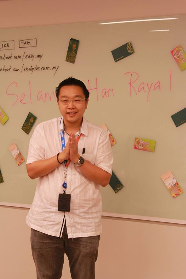 Exabytes Puchong office Hari Raya open house 5