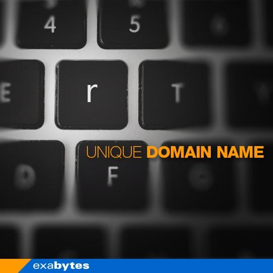 unique-domain-name