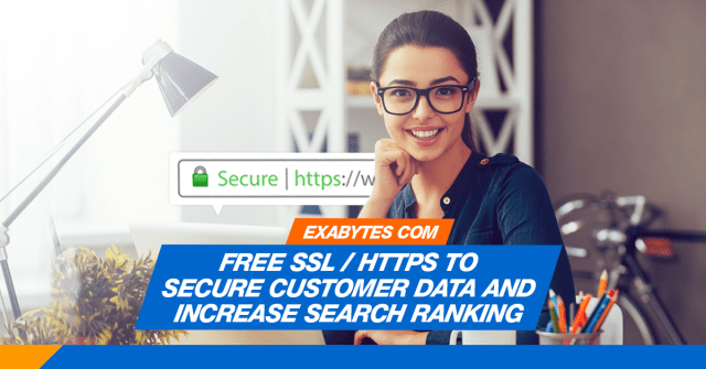 FREE SSL for exabytes hosting