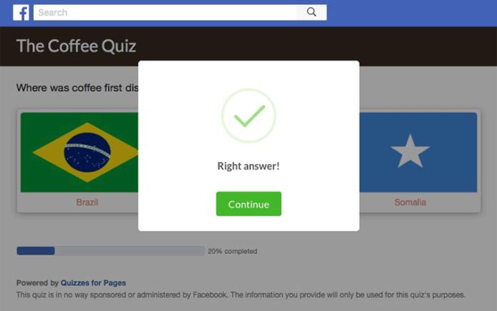 facebook-quiz