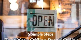 bring business offline to online