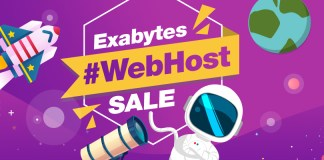 exabytes #webhost sale