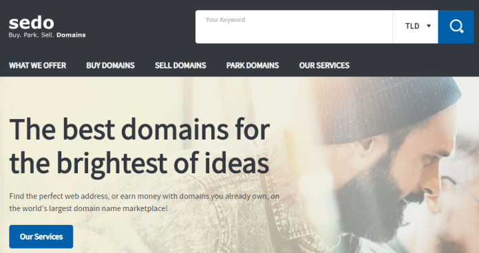 find an ideal domain name 5