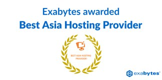 exabytes awarded best asia hosting provider