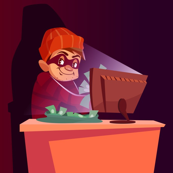 E-payment scam