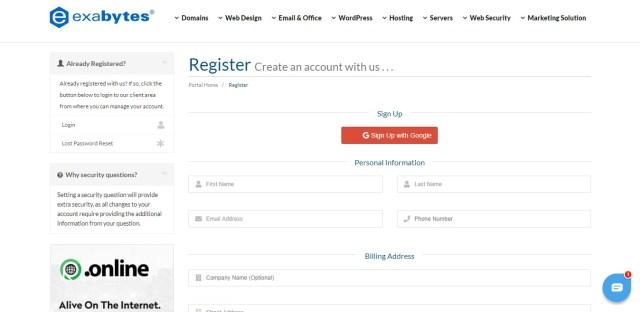 affiliate register