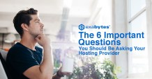 the 6 important questions you should be asking your hosting provider