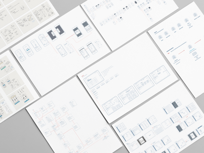 UX Design Process by Michael Pons in Real Estate SaaS Ecosystem