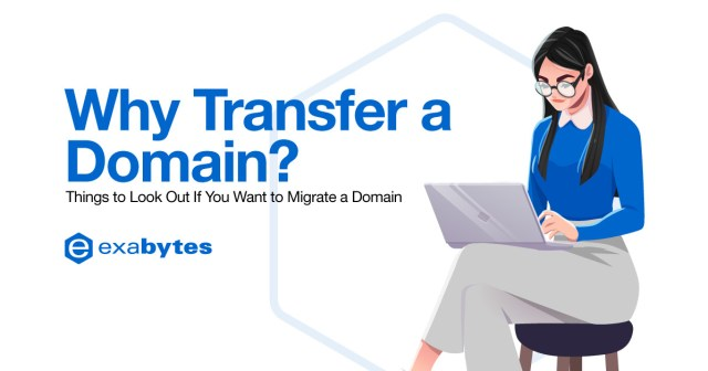 Why Transfer a Domain? Things to Look Out If You Want to Migrate a Domain