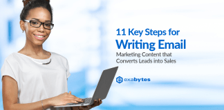 11 Key Steps for Writing Email Marketing Content that Converts Leads into Sales