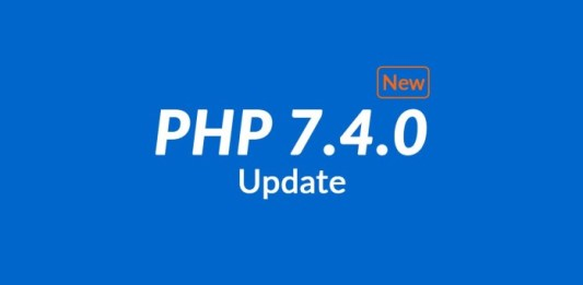 PHP 7.4.0 Now Available at Exabytes Web Hosting Plans