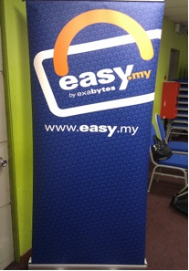 Easy.my Training in Wisma MCA