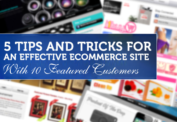 5 Tips and Tricks on eCommerce