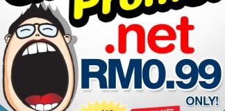 Exabytes .NET Domain Promo