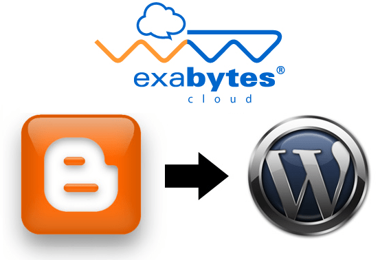 Exabytes Tutorial - Moving Blogspot to WordPress