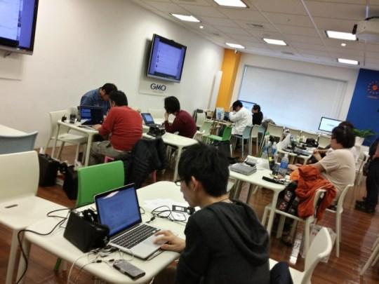 Exabytes At Oculus Game Jam Japan 2013