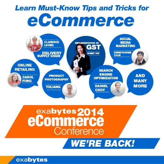 exabytes ecommerce conference 2014