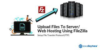 filezilla login server