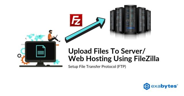 filezilla login server
