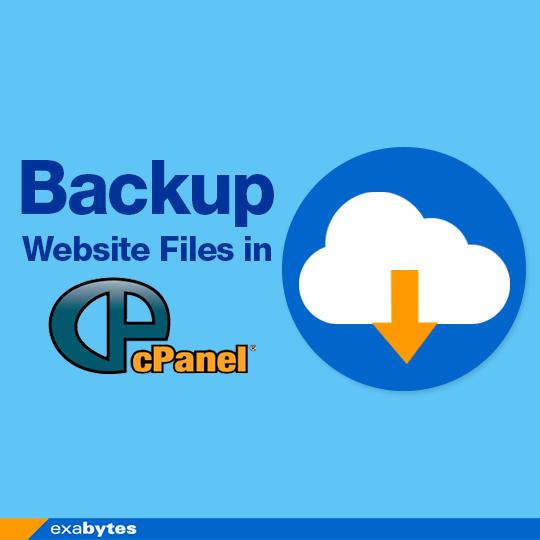 backupc-panel