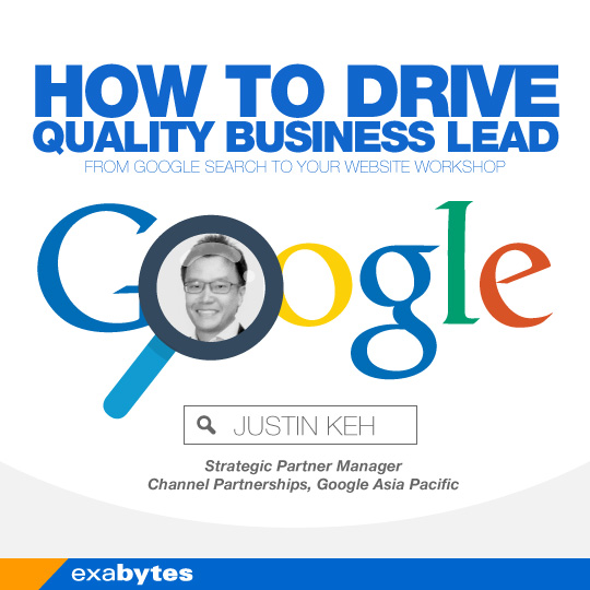 how to drive quality business lead from google search to your website worshop