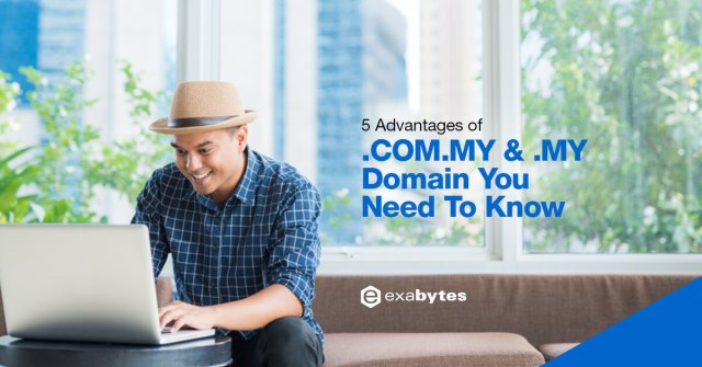 5 Advantages of .COM.MY & .MY Domains You Need To Know