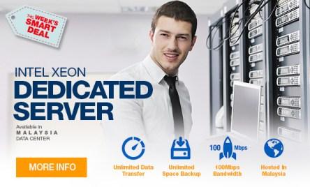 Intel Xeon Dedicated Server
