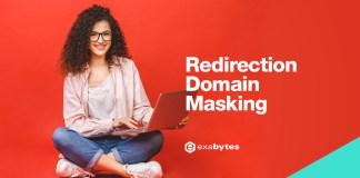 redirection domain masking