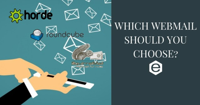 Webmail to choose