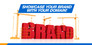 Showcase your brand with your domain