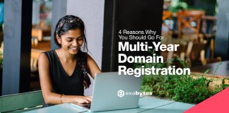 multi-year domain