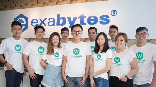 EasyWork by Exabytes Employees