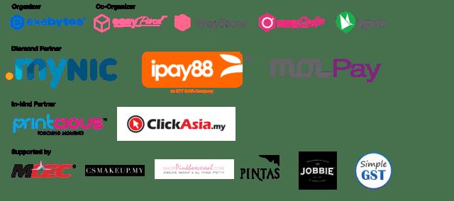 logo list of EEC 2018 sponsor and organizer