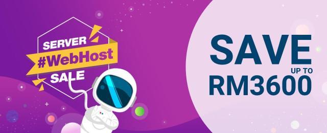 webhost-sale-server