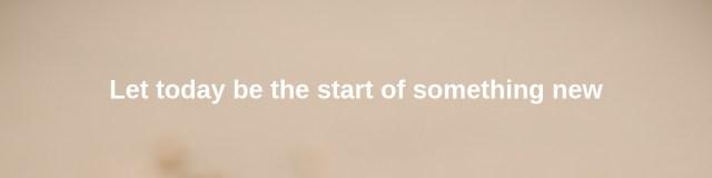 new-start