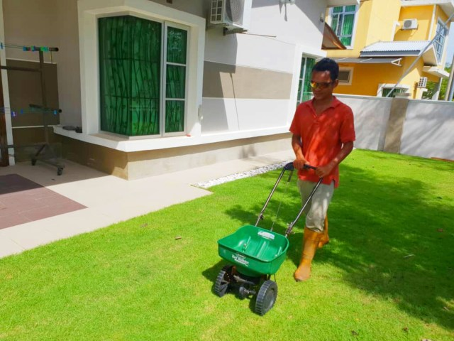 AimanLawncare_Fertilizer_Application_-_Mohd_Adib