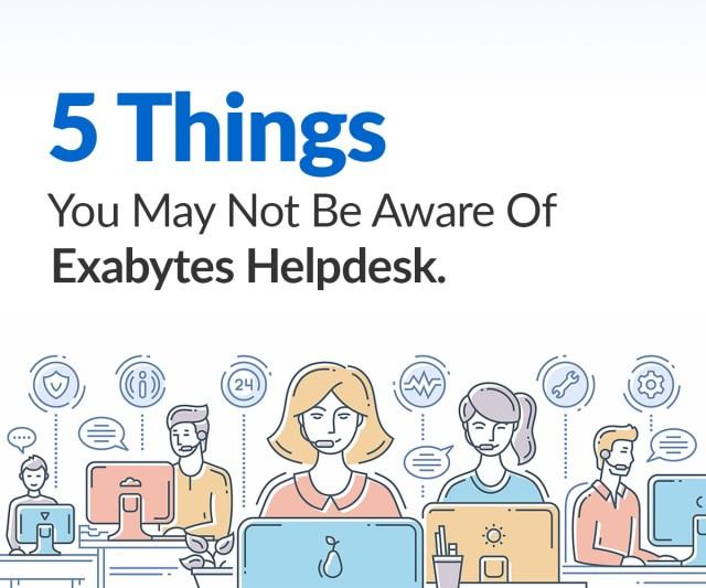 Exabytes Tickets