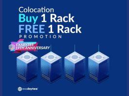 Server Colocation buy 1 free 1 promo