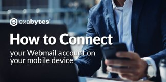 how to connect to your webmail