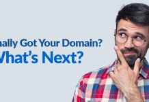 what is next after domain